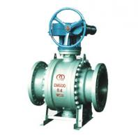 Cast Steel Trunnion Ball Valve, Reduced Bore