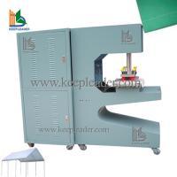 Tarpaulin high frequency welding machine