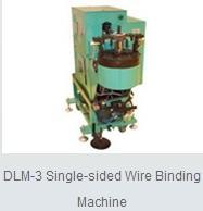 Single-side coil lacing machine  DLM-3