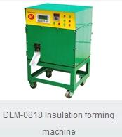 Insulation forming Machine Series   DLM-0818