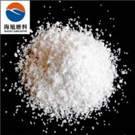 white fused alumina 1-3 mm raw material of refractory industry