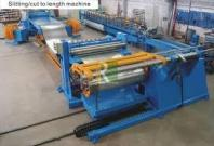 Uncoiling,Leveling,Shearing,Collecting line