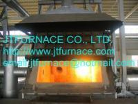 China Regenerative Aluminum Melting Furnace
