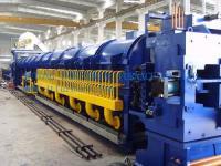 China Single Billet Hot Shear Furnace, Extrusion Machine