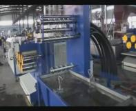 Fully Automatic PET strapping band production line