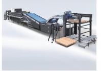 fully automatic laminator with automatic delivery