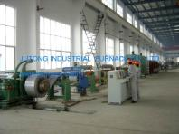 Continuous Annealing Lines For Steel Strip