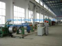 China Horizontal Bright Annealing Furnace