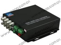 8-Channel Video or Data Digital Optical Converter
