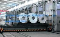 Aluminum Coil / Sheet / Foil Annealing Furnace