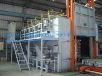Aluminum Billets Homogenizing Furnace