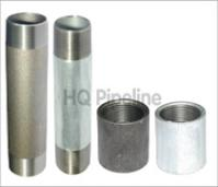 Steel Nipples and  Couplings