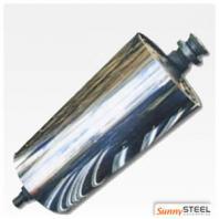 Heating roller, mirror surface roller, transmission roller, rubber roller