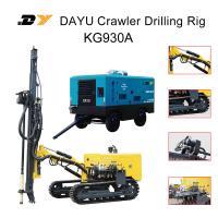 crawler drilling rig risk blowout danger despite DY action