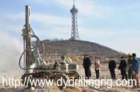 Drill rigs risk blowout danger despite DY action