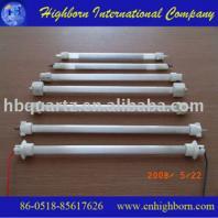 Far Infrared quartz heater tube