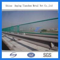 Anti-Dazzled Road Wire Mesh Fence