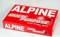 Alpine A4 Copy Paper 80gsm,75gsm,70gsm