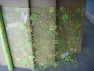 BOPP flower wrapping film smaller roll /sheet cut size printed
