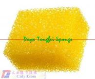 room temperature filter sponge