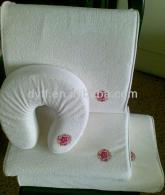 pu foam pillow/non-toxic memory foam pillow/ergonomic memory foam pillow