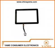 samsung p7500 touch screen black digitizer