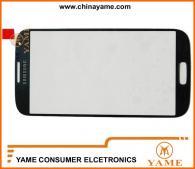 SamSung Galaxy S4  i9500 front glass panel black