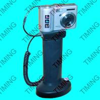 Security display holders for camera with alarm function