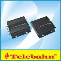 1-Channel and 4-Channel Twisted-Pair Video Transceiver