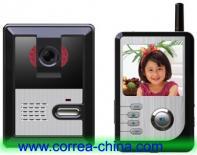 wireless video doorbell intercom
