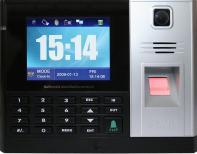 Fingerprint intercom time attendance ZKS-F2