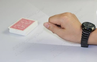 The Watch poker analyzer cam lens marked cards mid distance